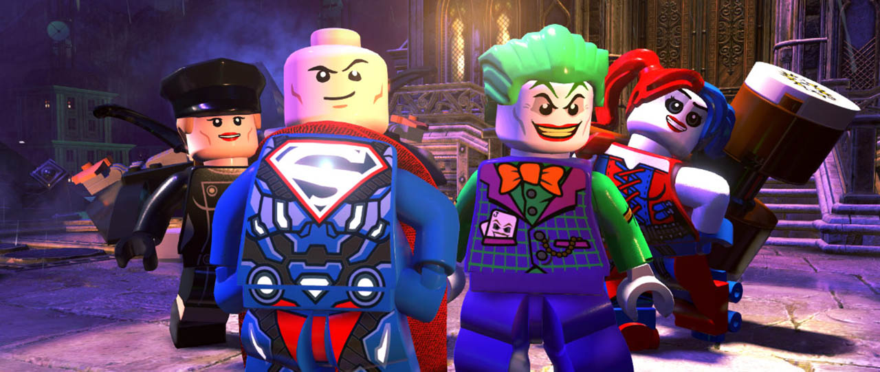 LEGO DC Super Villains_cover1