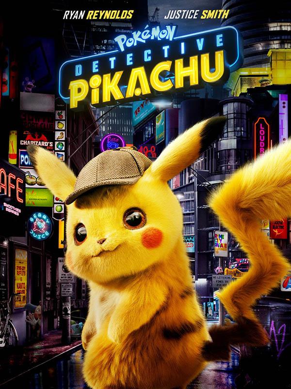 Pokémon Detective Pikachu_Homevideo