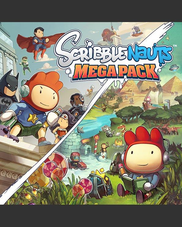 Scribblenauts Mega Pack_Poster