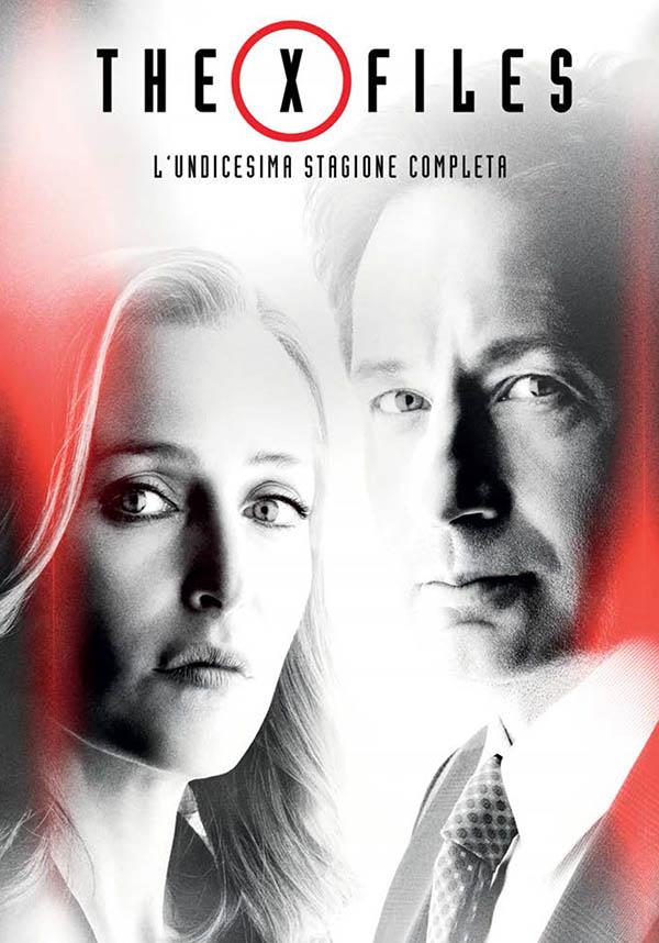 X Files   L'Undicesima Stagione Completa_Poster