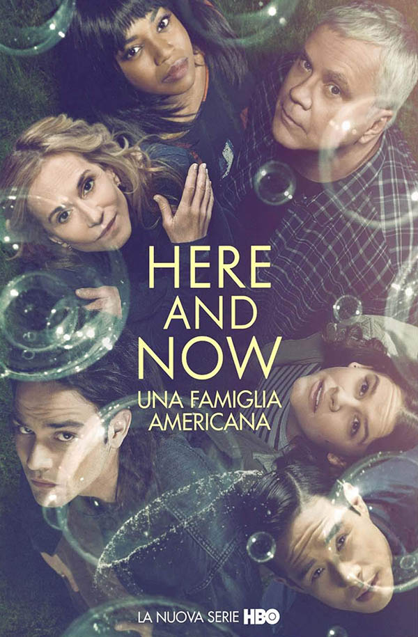 Here and Now   Una famiglia americana_SerieTV