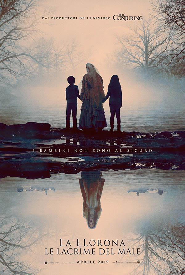 La Llorona   Le lacrime del male Teaser Poster Italia