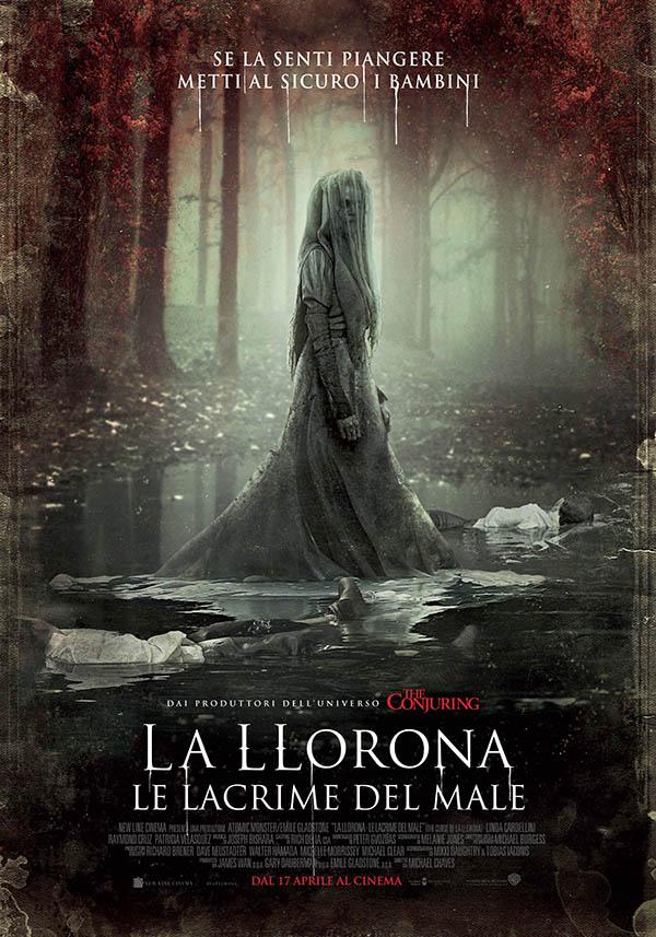 La Llorona   Le lacrime del male_Poster Italia
