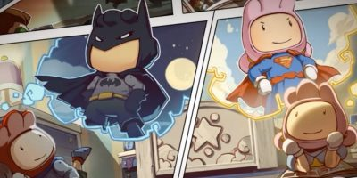 Warner Bros. Interactive Entertainment annuncia: Scribblenauts Mega Pack