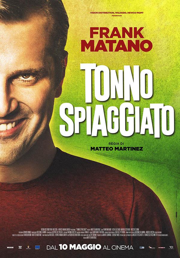 Tonno spiaggiato_Poster Italia
