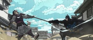 BATMAN NINJA - Immagine ufficiale dal film