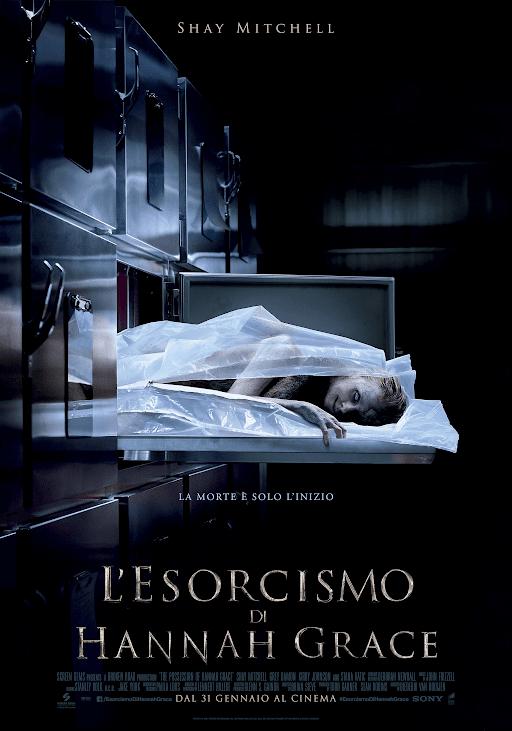 L'Esorcismo di Hannah Grace Poster Italia