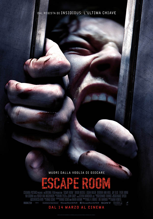 Escape Room_Poster Italia