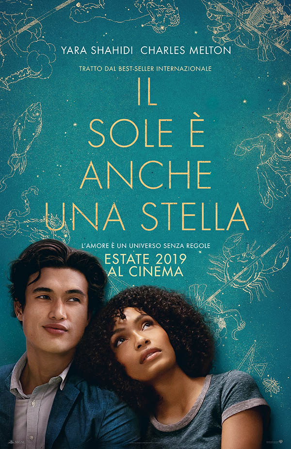 Il sole è anche una stella_Poster Italia