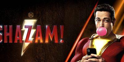Shazam! – Nuovo Poster Ufficiale del film sulle origini del supereroe DC