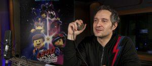 Claudio Santamaria The Lego Movie 2 21 Febbraio (1)