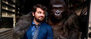 Attenti al gorilla - Foto ufficiale dal film