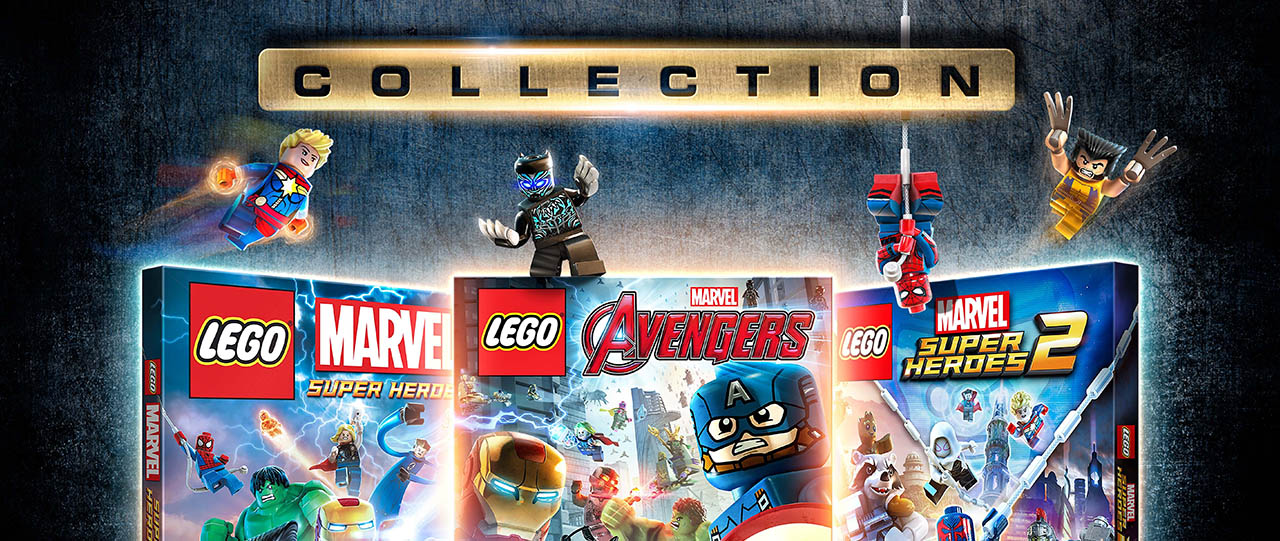 LEGO® Marvel Collection_header