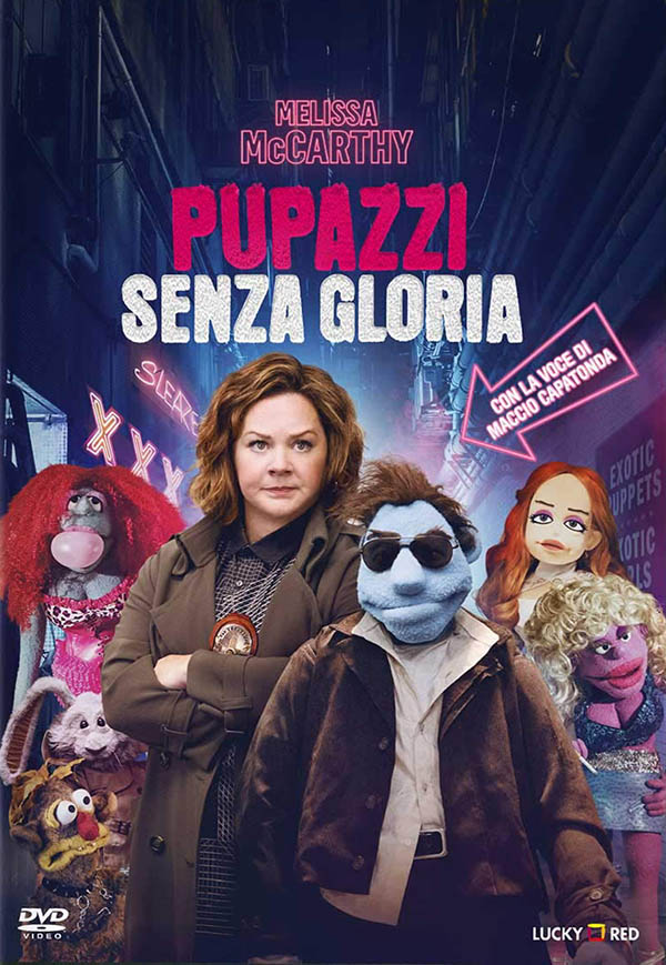 Pupazzi senza gloria_Homevideo