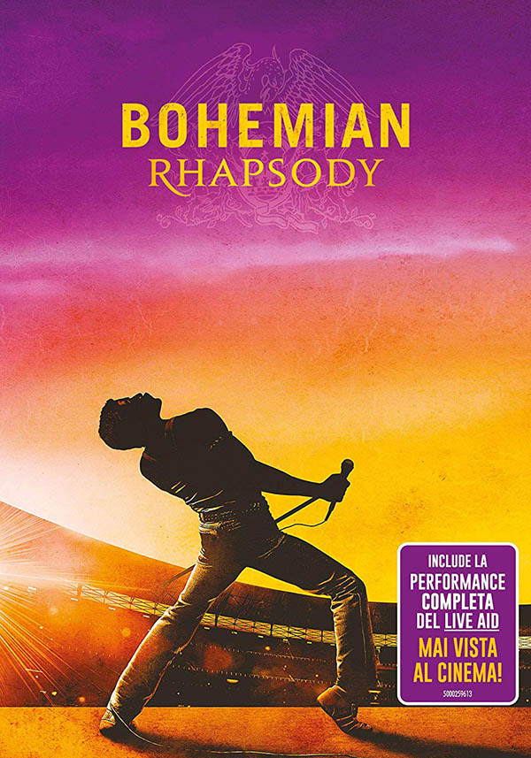 Bohemian Rhapsody_Homevideo