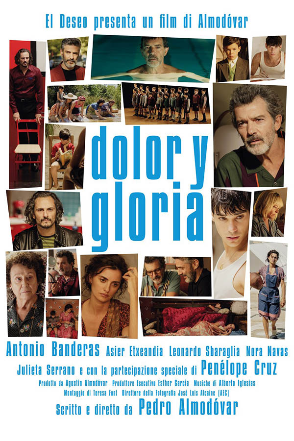 Dolor Y Gloria_Homevideo