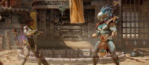 Mortal Kombat 1 - screenshot dal trailer