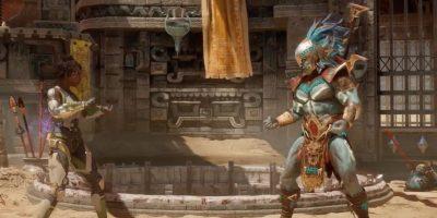 Mortal Kombat 11 – Kotal Kahn è il personaggio svelato dal nuovo trailer del gioco