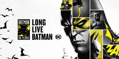 Long Live Batman – DC festeggia gli 80 anni di Batman con eventi dedicati ai fan in tutto il mondo
