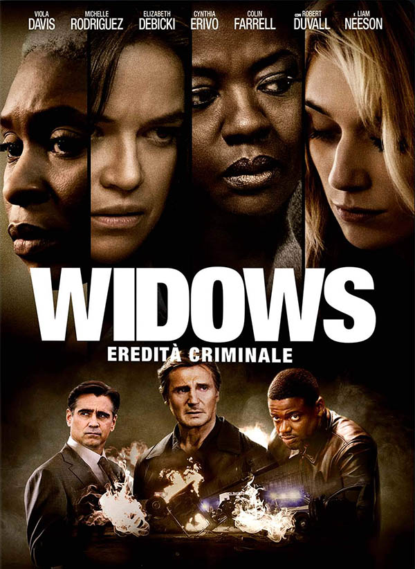 Widows   Eredità criminale_Homevideo