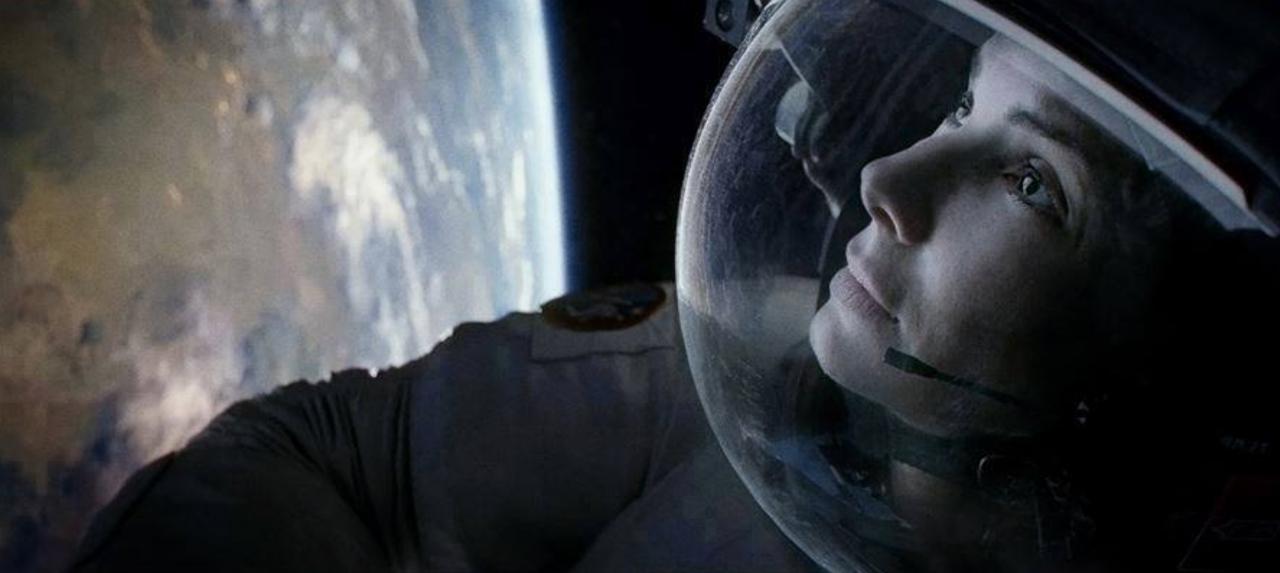 Gravity - Immagine Ufficiale dal Film