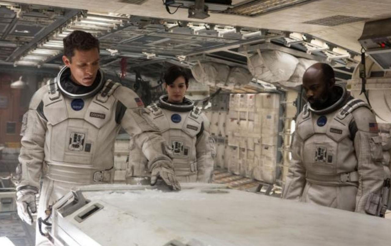Interstellar - Foto Ufficiale dal Film