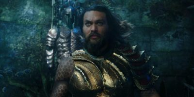 Aquaman – al Napoli Comicon per celebrare l'arrivo del film in home video