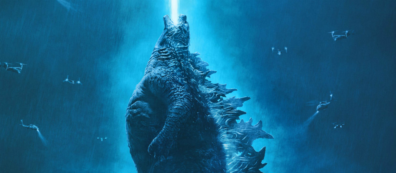 Godzilla II: King of The Monsters Dettaglio Poster