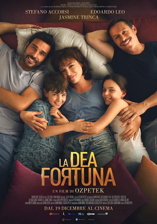 La dea fortuna_Poster Italia