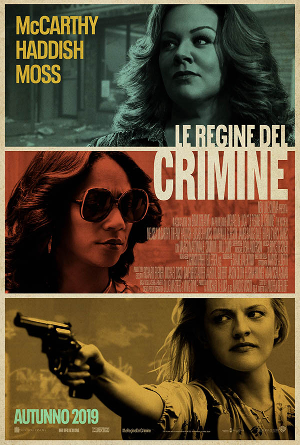 Le Regine del Crimine_Poster Italia