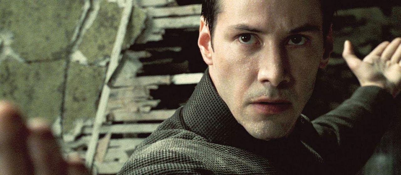 Matrix - Foto Ufficiale dal film