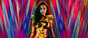 Wonder Woman 1984 - Dettaglio del teaser poster ufficiale