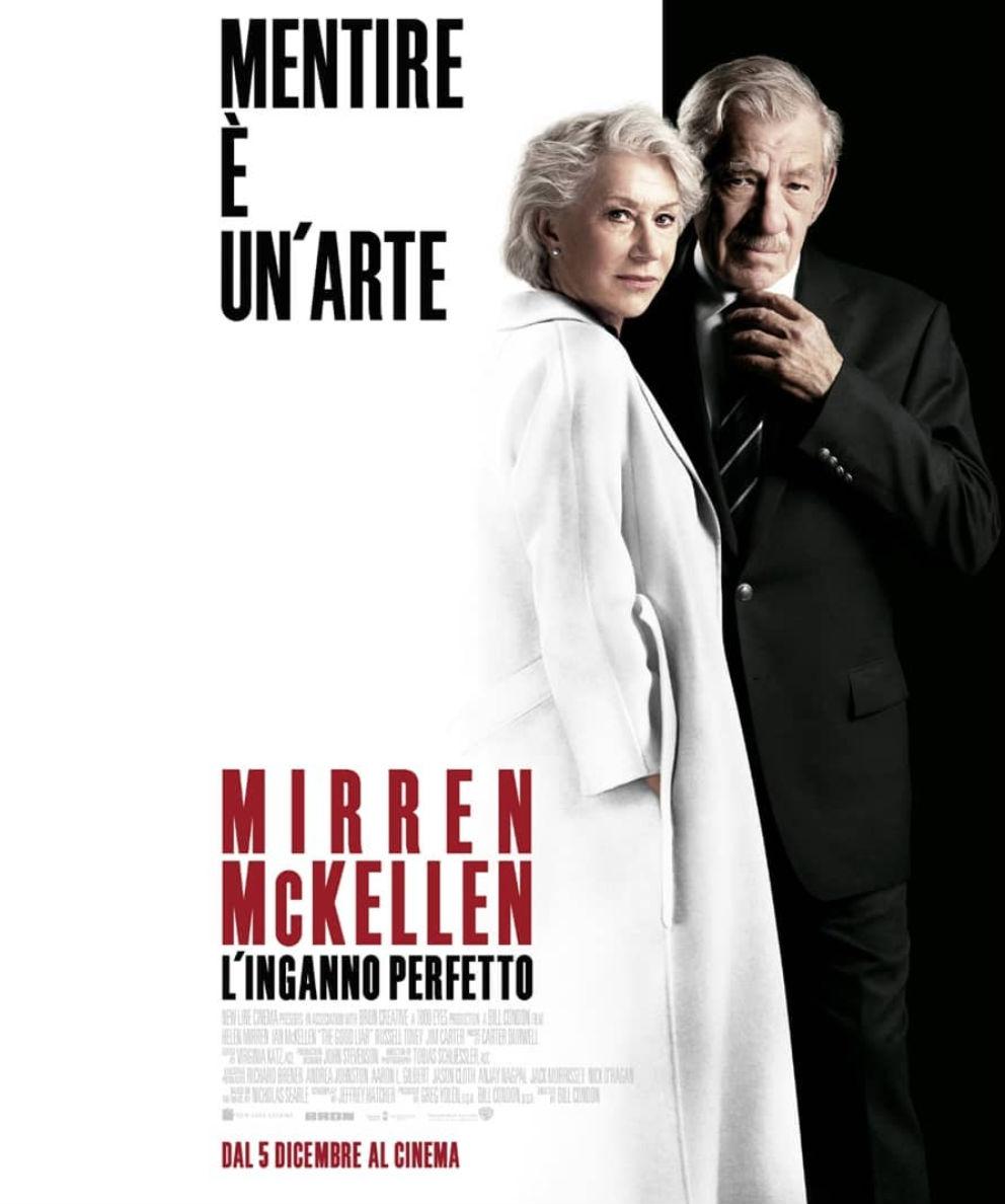 L'inganno perfetto - Poster Ufficiale Italiano del film