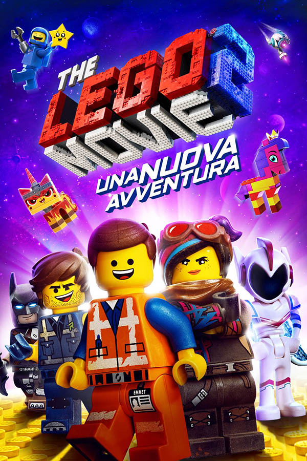 The LEGO Movie 2_Una nuova avventura_Digital