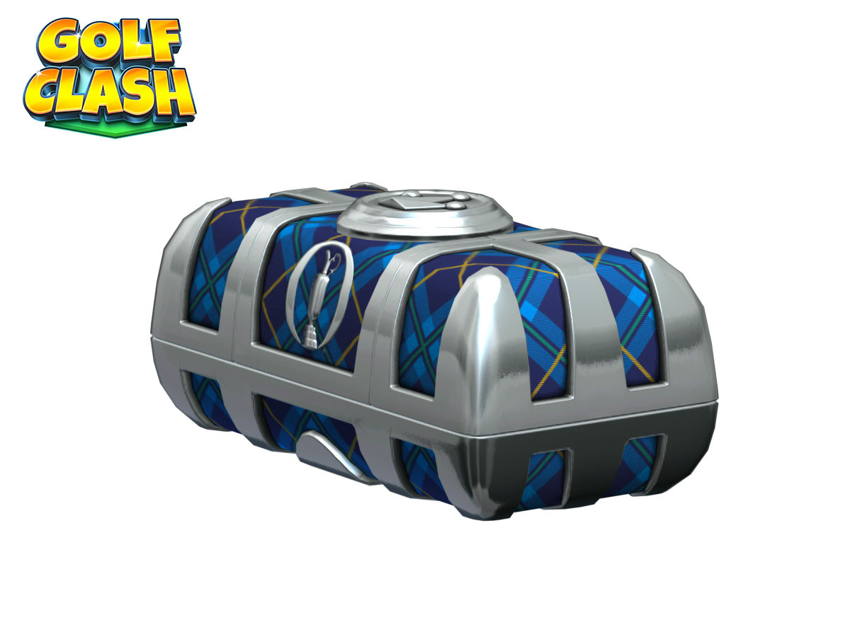 Golf Clash   The Open Chest