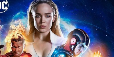 DC Legends of Tomorrow: la quarta stagione completa ora disponibile in home video