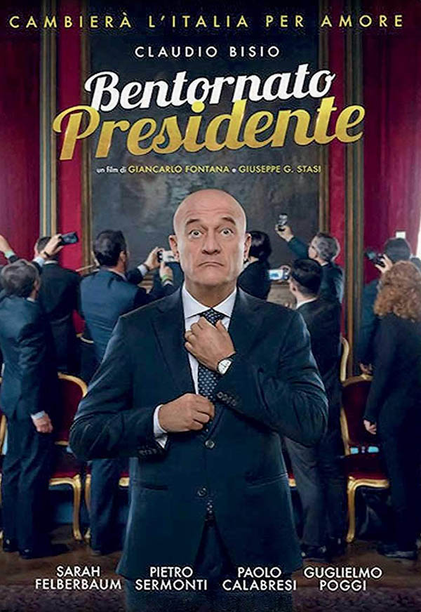 Bentornato presidente_Homevideo