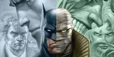 Batman Hush – Il film da oggi in anteprima esclusiva su Infinity, anche in 4K UHD