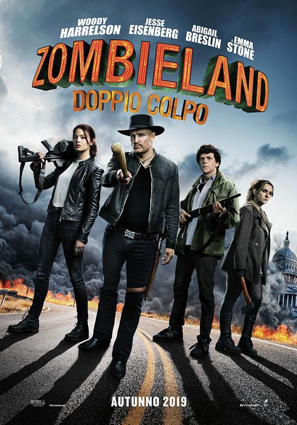 Zombieland   Doppio Colpo_Teaser Poster Italia