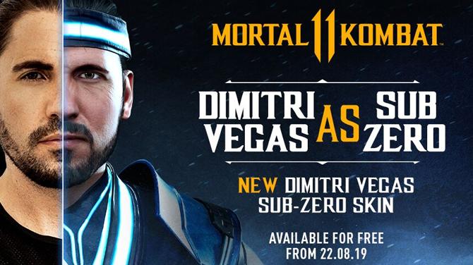 Mortal Kombat 11 - skin