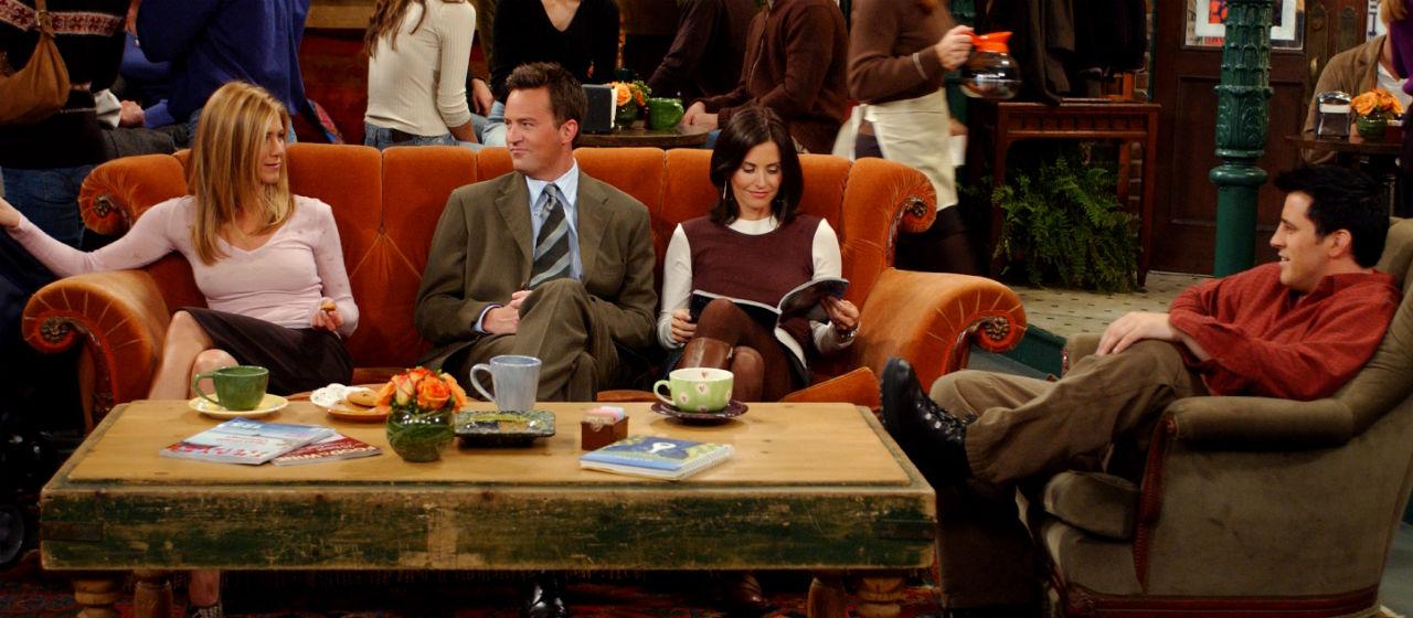 Friends - Foto dalla serie tv