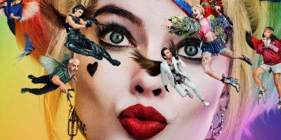 Birds of Prey e la fantasmagorica rinascita di Harley Quinn – Teaser Poster Ufficiale italiano del Film