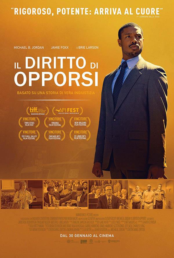 Il diritto di opporsi_Poster Italia