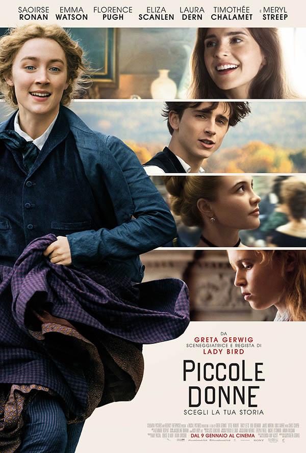 Piccole Donne_Poster Italia