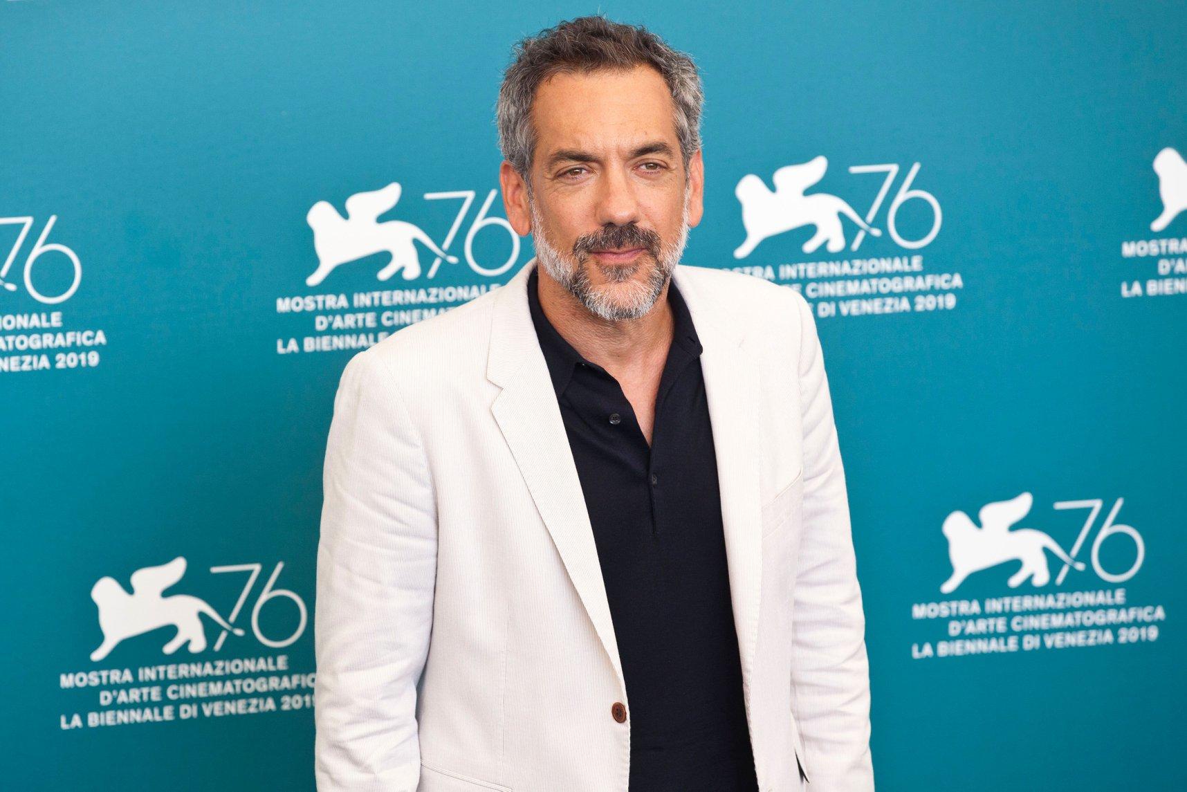 Todd Phillips Photocall per Joker film in concorso al Festival del cinema di Venezia 1