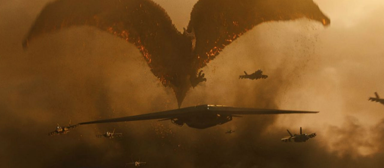 Godzilla II: King of The Monsters - Foto dal film