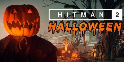 Un nuovo contratto escalation di HITMAN™ 2 a tema Halloween gratis per tutti i giocatori