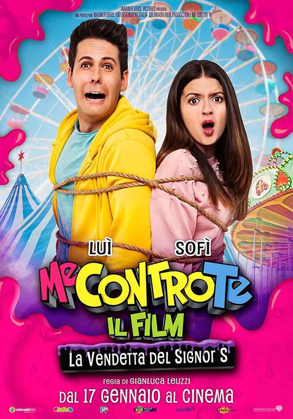 Me contro Te Il Film   La vendetta del Signor S_Poster Italia