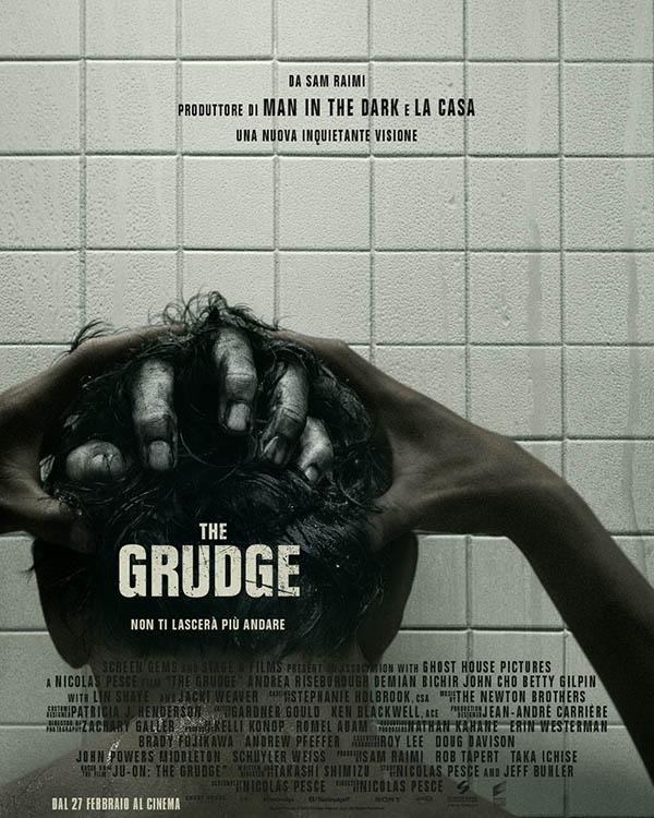 The Grudge Poster Italia