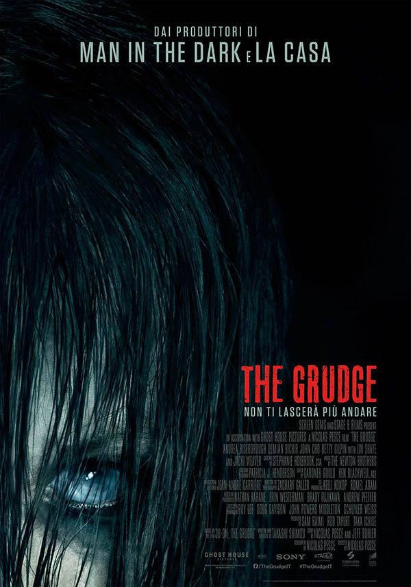 The Grudge_Poster Italia